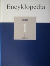 Okładka książki Encyklopedia Gazety Wyborczej t. 1 a-aykro