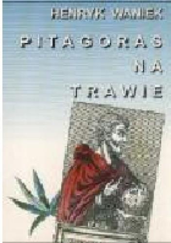 Okładka książki Pitagoras na trawie