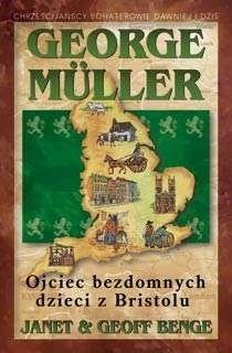 Okładka książki George Muller