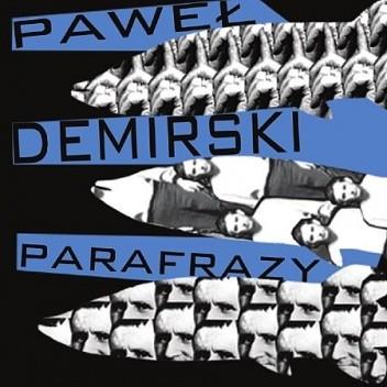 Okładka książki Parafrazy