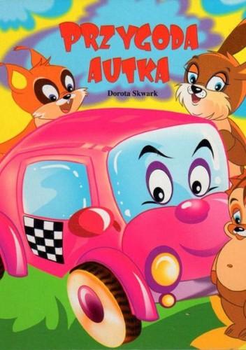 Okładka książki Przygoda autka