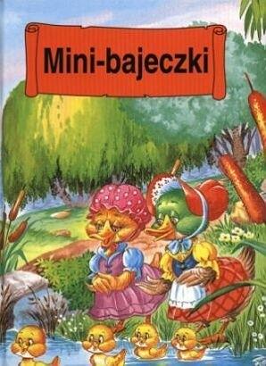Okładka książki Mini-bajeczki (tom 27)