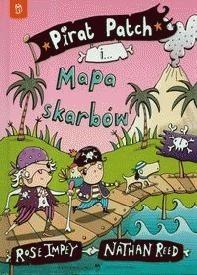 Okładka książki Pirat Patch i Mapa skarbów