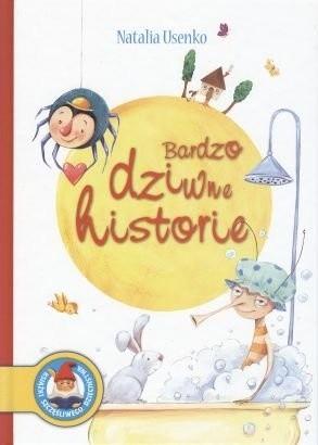 Okładka książki Bardzo dziwne historie