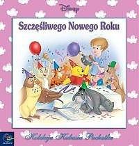 Okładka książki Kubuś Puchatek. Szczęśliwego Nowego Roku!