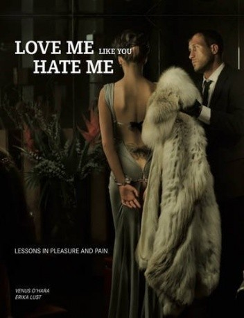 Okładka książki Love Me Like You Hate Me: Lessons in Pleasure and Pain