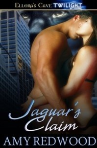 Okładka książki Jaguar's Claim