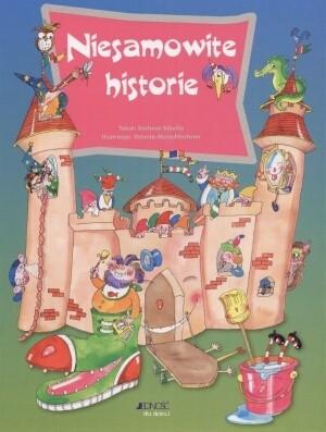 Okładka książki Niesamowite historie