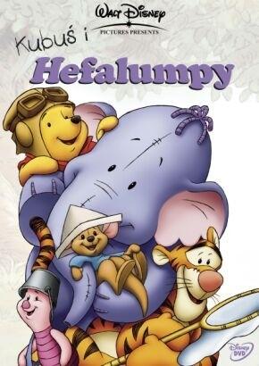 Okładka książki Kubuś i Hefalumpy