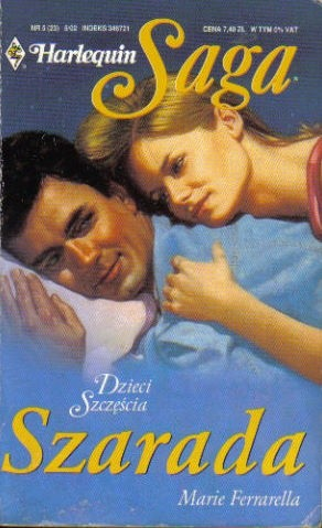 Okładka książki Szarada