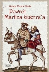 Okładka książki Powrót Martina Guerre'a