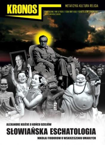 Okładka książki Kronos 3 (10)/2009
