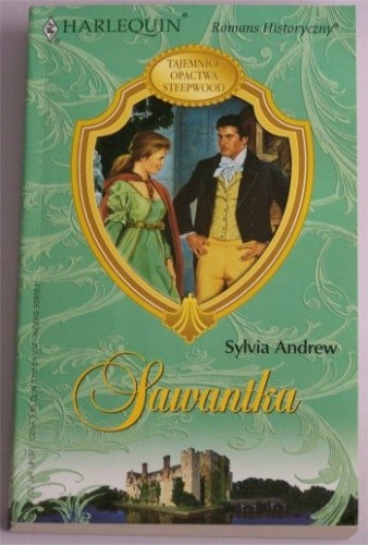 Okładka książki Sawantka