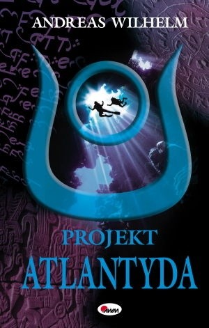 Okładka książki Projekt Atlantyda