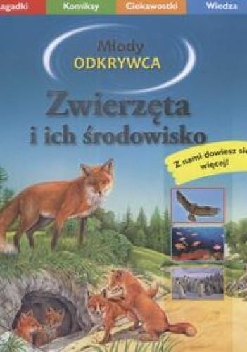 Okładka książki Zwierzęta i ich środowisko