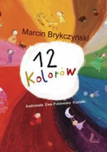 Okładka książki 12 kolorów