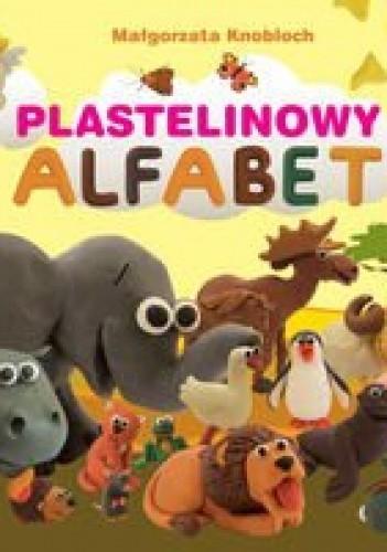 Okładka książki Plastelinowy alfabet