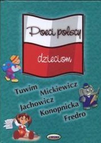 Okładka książki Poeci polscy dzieciom