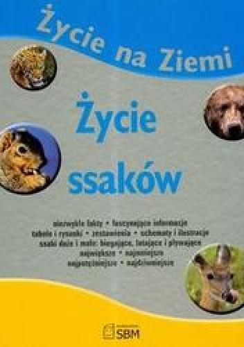 Okładka książki Życie ssaków /Życie na ziemi