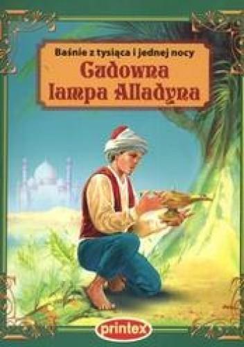 Okładka książki Cudowna lampa Alladyna /Baśnie z tysiąca i jednej nocy