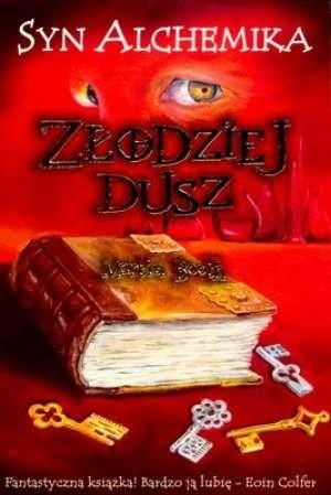 Okładka książki Złodziej dusz