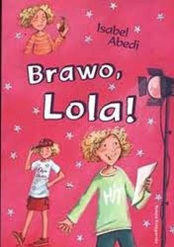 Okładka książki Brawo, Lola!
