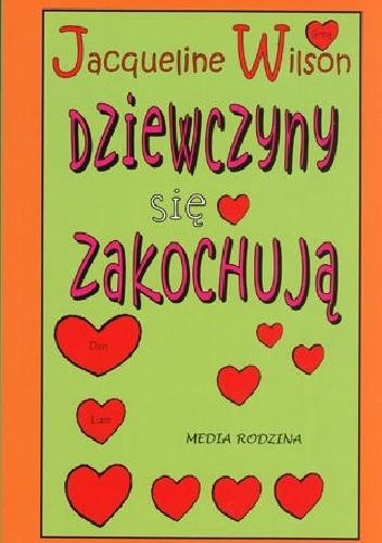 Okładka książki Dziewczyny się zakochują