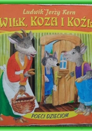 Okładka książki Wilk koza i koźlę