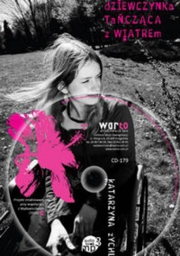 Okładka książki Dziewczynka tańcząca z wiatrem + CD GRATIS