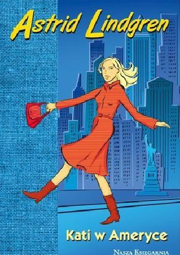 Okładka książki Kati w Ameryce
