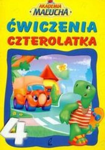 Okładka książki Ćwiczenia czterolatka