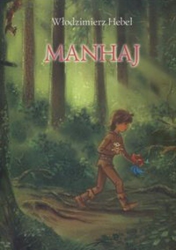Okładka książki Manhaj