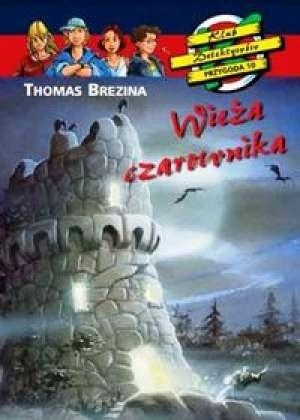 Okładka książki Wieża czarownika