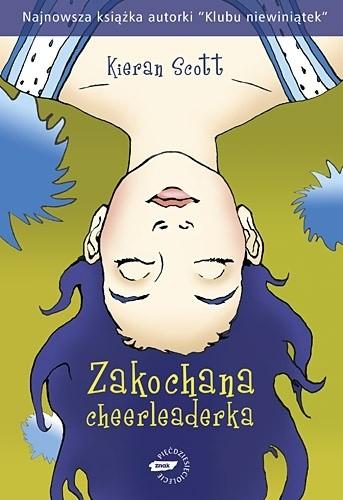 Okładka książki Zakochana Cheerleaderka