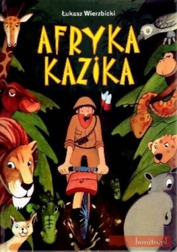 Okładka książki Afryka Kazika