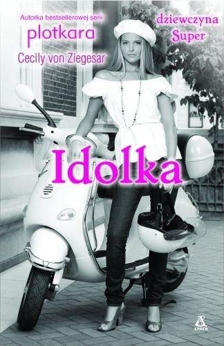 Okładka książki Idolka