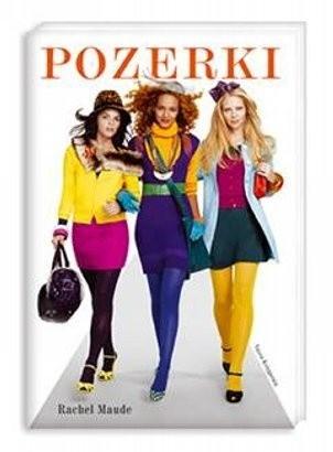 Okładka książki Pozerki