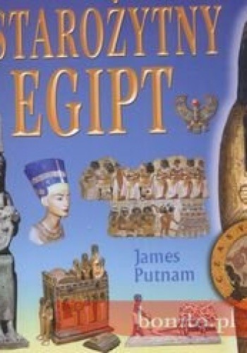 Okładka książki Starożytny Egipt