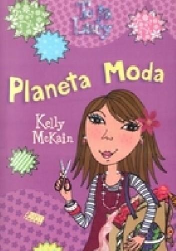 Okładka książki Planeta moda