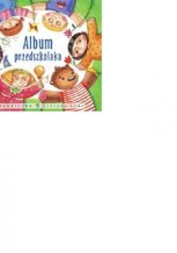 Okładka książki Album przedszkolaka