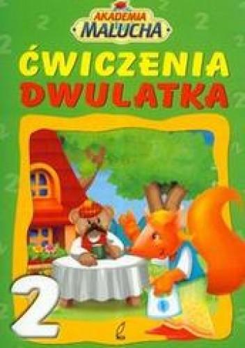 Okładka książki Ćwiczenia dwulatka