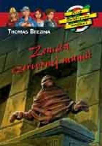 Okładka książki Zemsta Czerwonej Mumii