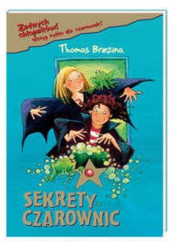 Okładka książki Sekrety czarownic