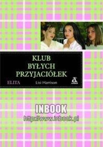 Okładka książki Elita 3. Klub byłych przyjaciółek