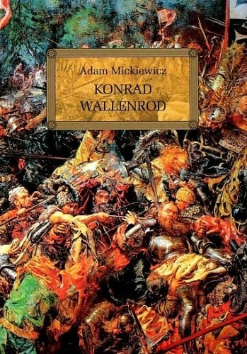 Okładka książki Konrad Wallenrod