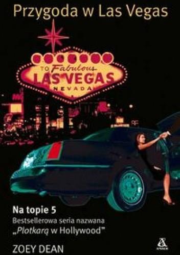 Okładka książki Przygoda w Las Vegas
