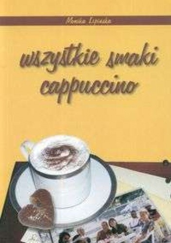 Okładka książki Wszystkie smaki cappucino