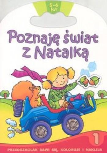 Okładka książki Poznaję świat z Natalką 1