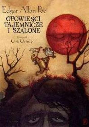 Okładka książki Opowieści tajemnicze i szalone