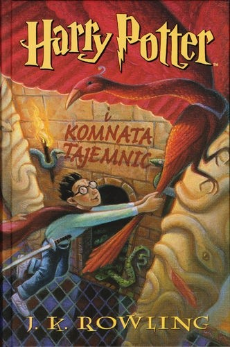 Harry Potter i Komnata Tajemnic - Joanne Kathleen Rowling
